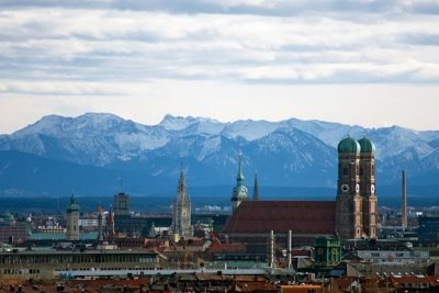 Great potential for geothermal energy utilisation in Munich, Germany
