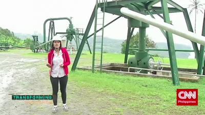 Video: CNN looking into what holds back geothermal development in the Philippines