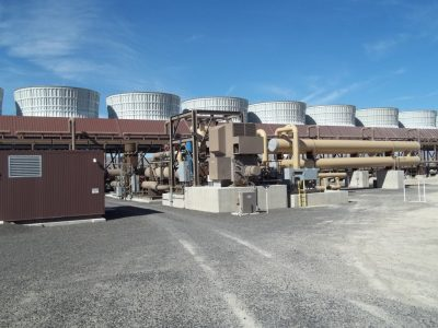 Cyrq Energy adds solar plant to its Patua geothermal power plant in Nevada
