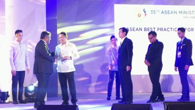 Maibarara Geothermal wins ASEAN Best Renewable Energy Award 2017