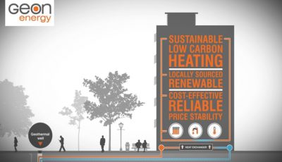 First deep geothermal district heating network to kick of in Scotland