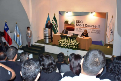 Successful Geothermal Short Course held at LaGeo in El Salvador