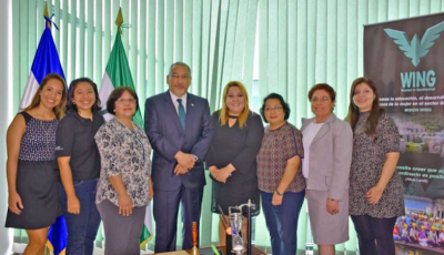 Women of LaGeo in El Salvador found local chapter of Women in Geothermal, WING