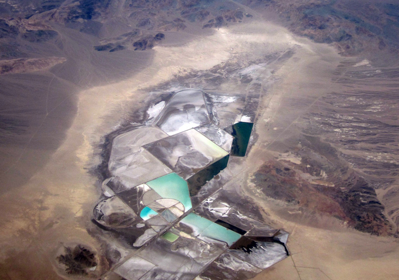 Lithium Mines In Nevada >> Drilling On Project To Derive Lithium From Geothermal Brine