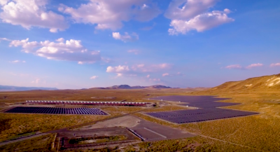 Cyrq Energy opens solar plant at its Patua geothermal facilities