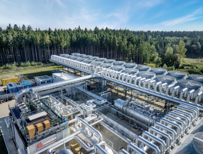 Turboden awarded new contract for geothermal power plant in Germany