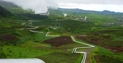 West Java represents 61% of Indonesia's geothermal power generation capacity