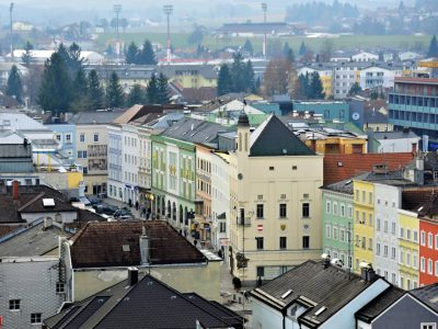 Geothermal heating expansion in Ried, Austria with drilling hiccup