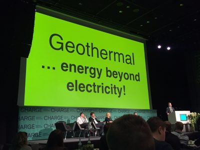 Join your national geothermal associations – the industry's change agents