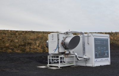 Capturing and storing CO2 – a groundbreaking project at the Hellisheidi geothermal plant