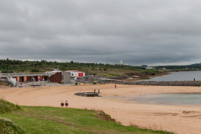 Geothermal beaches – to be extending bathing culture in Reykjavik, Iceland