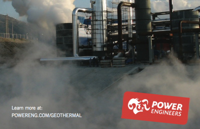 POWER Engineers wins Engineering Excellence Award for work on Kizildere-3 geothermal plant