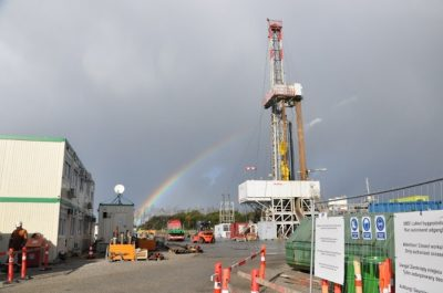 Danish geothermal heating project adds second injector well