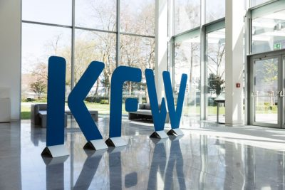 German development bank KfW on its contribution to climate protection
