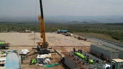 EIB prepares $190m commercial loan for 70 MW Akiira Geothermal Project in Kenya