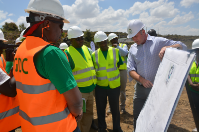Geothermal projects by GDC seen as critical in government of Kenya's economic agenda