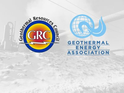 Geothermal Resources Council and Geothermal Energy Association announce merger