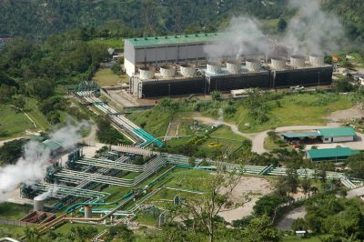EDC 2017 revenues effected by down-time of Leyte geothermal plants