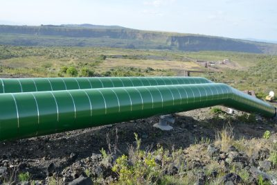 GDC incorporates geothermal energy into farming in Nakuru County, Kenya