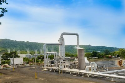 Update on drilling program at San Jacinto geothermal plant, Nicaragua
