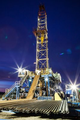 Drilling has started on EGS research FORGE project in Fallon, Nevada