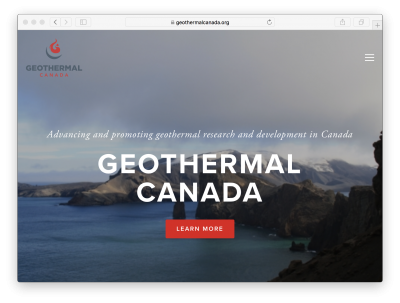 New society founded to focus on scientific issues in Canada's geothermal development