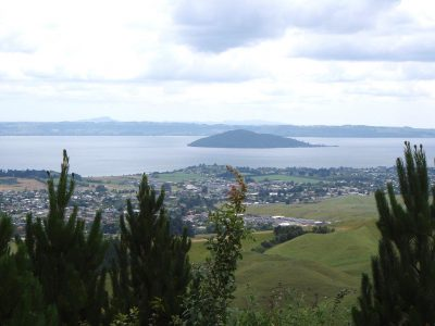 Potentially large geothermal resources identified between Rotorua and Taupo, NZ