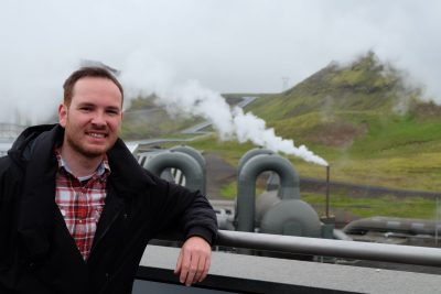 Interviews with geothermal energy pioneers in Iceland – videos embedded