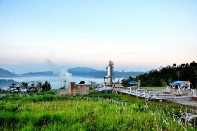 Geothermal energy as environmentally friendly source of energy for Indonesia