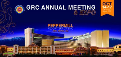 Registration open – GRC Annual Meeting & Expo, Reno/ Nevada – Oct. 14-17, 2018