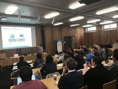 Report on recently held European Geothermal PhD Days in Zurich, Switzerland