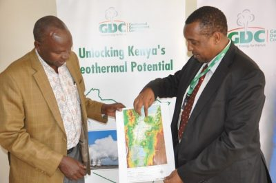 Local governor supporting development of Baringo-Silali geothermal project, Kenya