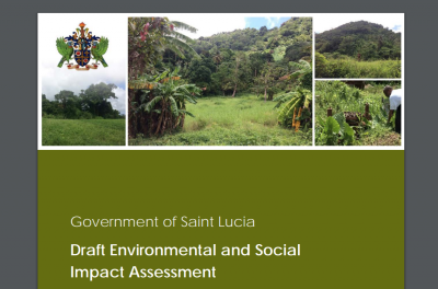 St. Lucia geothermal project releases Draft Environmental & Social Impact Assessment