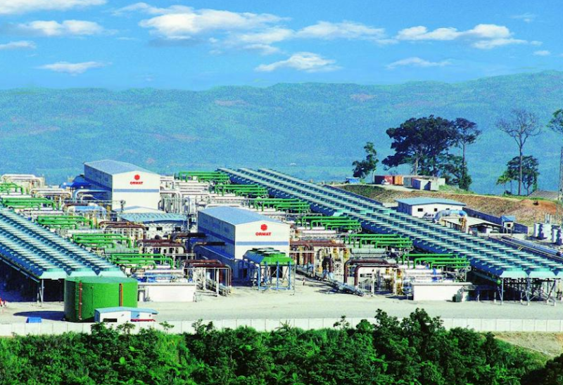 ormat to supply geothermal power plant to edc philippines think