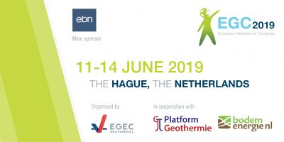 European Geothermal Congress 2019 – 11-14 June 2019 – The Hague, Netherlands