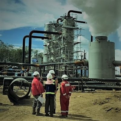 KS Orka commencing commissioning of first 15 MW unit at Sorik Marapi, Indonesia