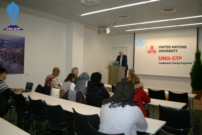 40th Session of the UNU Geothermal Training Program opened in Iceland