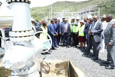 Kenya offers technical support to geothermal energy development in Djibouti