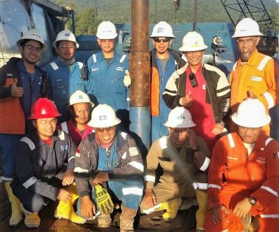 Geothermal developer KS Orka reports a 100 MW capacity under well head in Indonesia