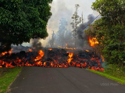 Mitigating risks from volcanic eruption on Puna Geothermal Plant, Hawaii