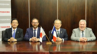 Toshiba and VINCI Construction to partner on construction of geothermal plants in Africa