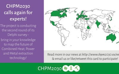 Survey CHPM2030 Delphi: call for geothermal and minerals experts