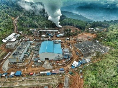 Pertamina starts operation of 30 MW Karaha Unit 1 geothermal plant
