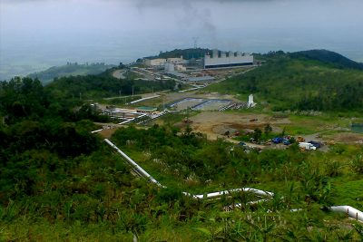 EDC confirms earthquake resilience of its geothermal plants at Negros Oriental, Philippines
