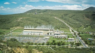 Planned transmission to deliver up to 200 MW of geothermal power to Western Kenya
