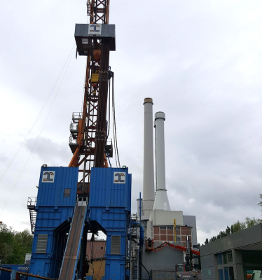 Fifth well successfully drilled for Munich's geothermal district heating network