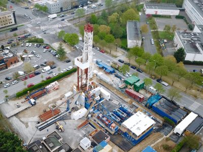 New anti-corrision well concept validated at geothermal project in the Paris Basin