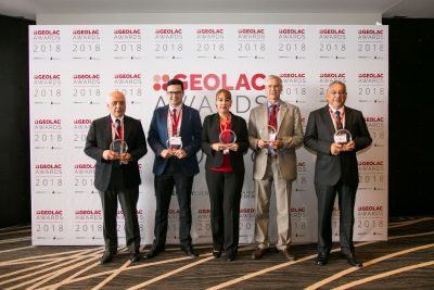 Award receipients announced for GEOLAC Geothermal Industry Awards