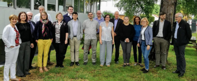 GEO-ENERGY Europe helds successful project meeting in France, July 2018