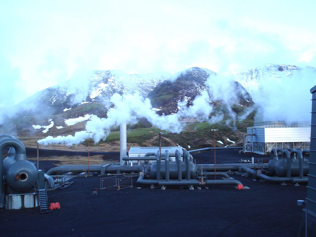 Hydrogen production to start at Hellisheidi geothermal power